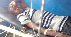 A worker with Bedmate Furniture Company Magboro Ogun State William Ekanem is in pain after his spinal bone was allegedly damaged by his Chinese boss identified as Master Wan.  It was learnt that Master Wan who is skilled in kung fu had demanded to see a bag of rice which Ekanem bought from a foodstuffs seller identified as Iya Melo on the premises of the company.  The 27-year-old had reportedly challenged the Chinese for poking his nose into his personal business.  After forcefully checking…