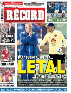 México - RÉCORD 26 de agosto del 2015