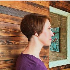 Cut by Stacia at Sine Qua Non Salon in West Town. #iamsine #sinequanonsalons #sinequanonsalon #shorthair #westtownstylists #westtownsalons #chicagohair #hairgoals #hairinspo #hairinspiration