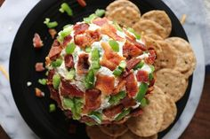 Roll it up and pass it around. The sharable & loving Classic Bacon jalapeño cheese ball -- easy recipe coming soon! Traditional Cheese Ball Recipe, Pecan Recipes, Cooking Recipes, Super Bowl Menu, Jalapeno Cheese, Stuffed Jalapenos With Bacon, Cheese Ball Recipes, Homemade Cheese, Holiday Appetizers