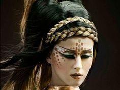 Katy Perry en E.T | Maquillaje de fantasía