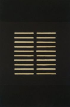 Agnes Martin - Bones oil on canvas - 1959 Abstract Painters, Abstract Art, New Mexico, Agnes Martin, Henri Matisse, Sculpture, Minimalist Art, Abstract Expressionism, Oil On Canvas