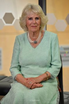 Camilla Duchess of Cornwall in Brisbane on the first day of before heading to for Opening ceremony tonight Camilla Duchess Of Cornwall, Camilla Parker Bowles, Royal Colors, Prince Phillip, English Royalty, Herzog, Princess Mary, Royal Style, Lady Diana