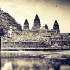 Great Angkor. Siam Reap, Cambodia