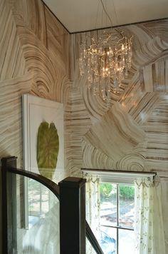 2012 Richmond Symphony Designer house, Pinifer Park;  Space By Bridget Beari Designs
