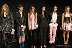 MERCEDES-BENZ FASHION WEEK: Malan Breton Spring 2014 Collection - Live Life in Style | Houston Fashion Blogger | Personal Style Blogger