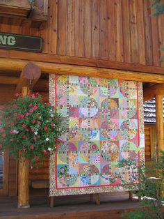 Sisters quilt show by treasureup, via Flickr