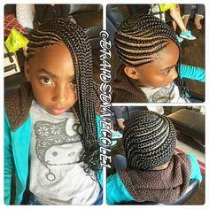 Best 25 Braids For Black Kids Ideas On Pinterest