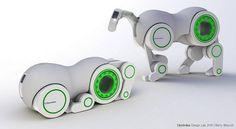 Instinct Vacuum Cleaner, Electrolux Design Lab