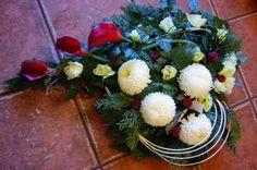 Stroiki - Wszystkich Świętych - żywe - Kwiaciarnia Niezapominajka - Izabella Reszetar