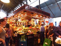 <施設名> サンタ・カタリーナ市場(スペイン・バルセロナ)
