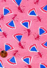Authentic feedsack fabric  from rickrack.com