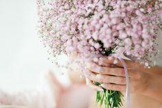 Brautstrauss Schleierkraut rosa (1)