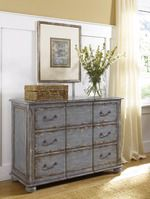 Shabby chic accent piece from Hammary Furniture.