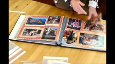 How to Use Flip Flaps in Scrapbooking.  Amazing tips for you to use in your albums to help with PHOTO Overload.