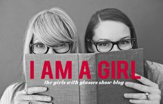 THE GIRLS WITH GLASSES SHOW  Eliza Magazine editor Summer Bellessa and Singer/Songwriter Brooke White join forces