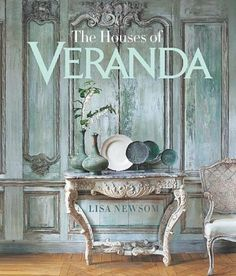 The Houses of VERANDA by Lisa Newsom. $24.99. Publication: May 1, 2012. 288 pages. Publisher: Hearst; 1st (full number line) edition (May 1, 2012). Author: Lisa Newsom