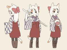 Yagi the Goat Really Cool Drawings, Cute Drawings, Character Concept, Character Art, Furry Girls, Anime Furry, Furry Drawing, Dnd Characters, Creature Design