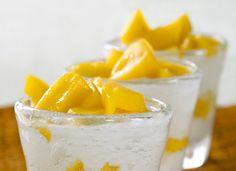 Mango dessert - Mangorahka, resepti – Ruoka.fi
