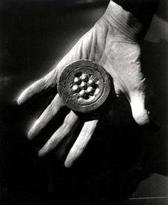 "Marcel Duchamp, ""Hand"", 1967"