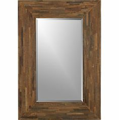 Wall Mirrors | Crate and Barrel