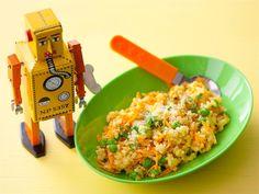 Porkkanarisotto
