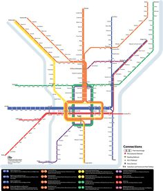 321 Best Transit Maps images