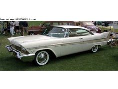 Plymouth Fury pictures and wallpapers Plymouth Fury (1957-1958)