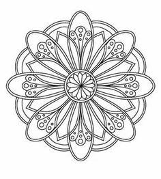 Mandala Art, Mandalas Painting, Mandalas Drawing, Mandala Coloring Pages, Mandala Pattern, Coloring Book Pages, Dot Painting, Coloring Sheets, Zentangles