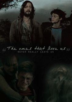The ones that love us... #harrypotter