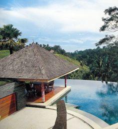 Hijau stone pool