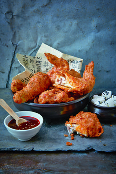 Recipe for Ultimate KFC (Korean Fried Chicken!) from Korean Food Made Simple