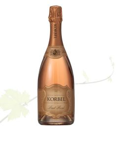 KORBEL Brut Rosé is a bright fresh-flavored wine with flavors of strawberry, cherry and melon. Pairing Tips: www.korbel.com/BrutRose.aspx
