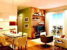 Decoração para Apartamento Pequeno de 50m2 6