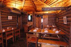 More of Lappi's restaurant interior.