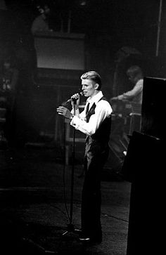 David Bowie by jlacpo, via Flickr. I wish this was a million times larger!