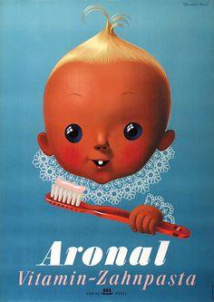 """Donald Brun """"Aronal"""""""
