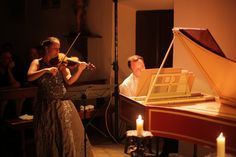 The Croatian Baroque Ensemble and violinist Laura Vadjon performed together at the Dubrovnik Summer Festival at the CONCERT FOR JAPAN. At this concert, .