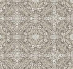 WALLPAPER-A-DAY 1 ~ Peabody Essex Museum_Dragons-Neutral (DE4338) #Wallpaper #WallCoverings #InteriorDesign