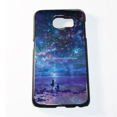 Ocean, Stars, Sky, And You Samsung Galaxy S6 and S6 Edge Case – Resphonebility