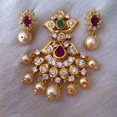 Jewellery Stores Penrith Plaza per Jewellery Stores Like Pandora unless Jewellery Organizer Melbourne by Jewellery Box Myer Gold Earrings Designs, Gold Jewellery Design, Necklace Designs, Jhumka Designs, Gold Designs, India Jewelry, Temple Jewellery, Jewellery Shops, Jewellery Box