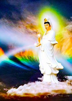 Guanyin, Heavenly, Disney Characters, Fictional Characters, Aurora Sleeping Beauty, Gods And Goddesses, Fantasy Characters