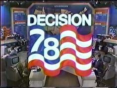 Decision '78 Nbc News, Coca Cola, Ads, Drinks, Drinking, Coke, Beverages, Drink, Beverage