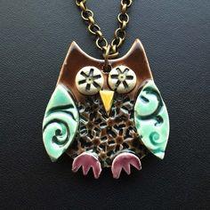 Buttons ceramic handmade ooak | Pottery | Popular Crafts | Craft Juice