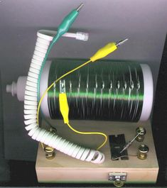 Building a Homemade Radio: Directions for building a crystal radio from parts that are readily available at a store like Radio Shack.