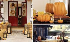 autumn wedding decorations | Autumn Wedding Reception Ideas (Source: newenglandfineliving.com)