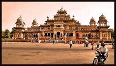 Albert Hall Museum, Jaipur, Rajasthan