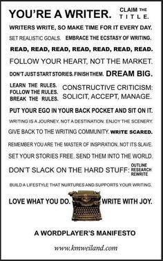 #Scrivere - @Libriamo Tutti - http://www.libriamotutti.it/ -