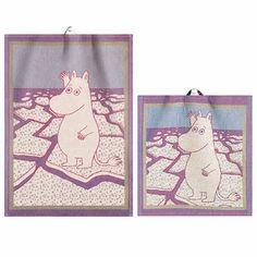 Ekelund Moomin Moomintroll Ice Tea Towel - Moomin Collectibles Sale  #pintofinn