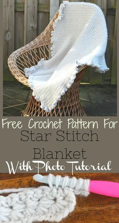 Free Crochet Pattern With Photo Tutorial | Haaknerd